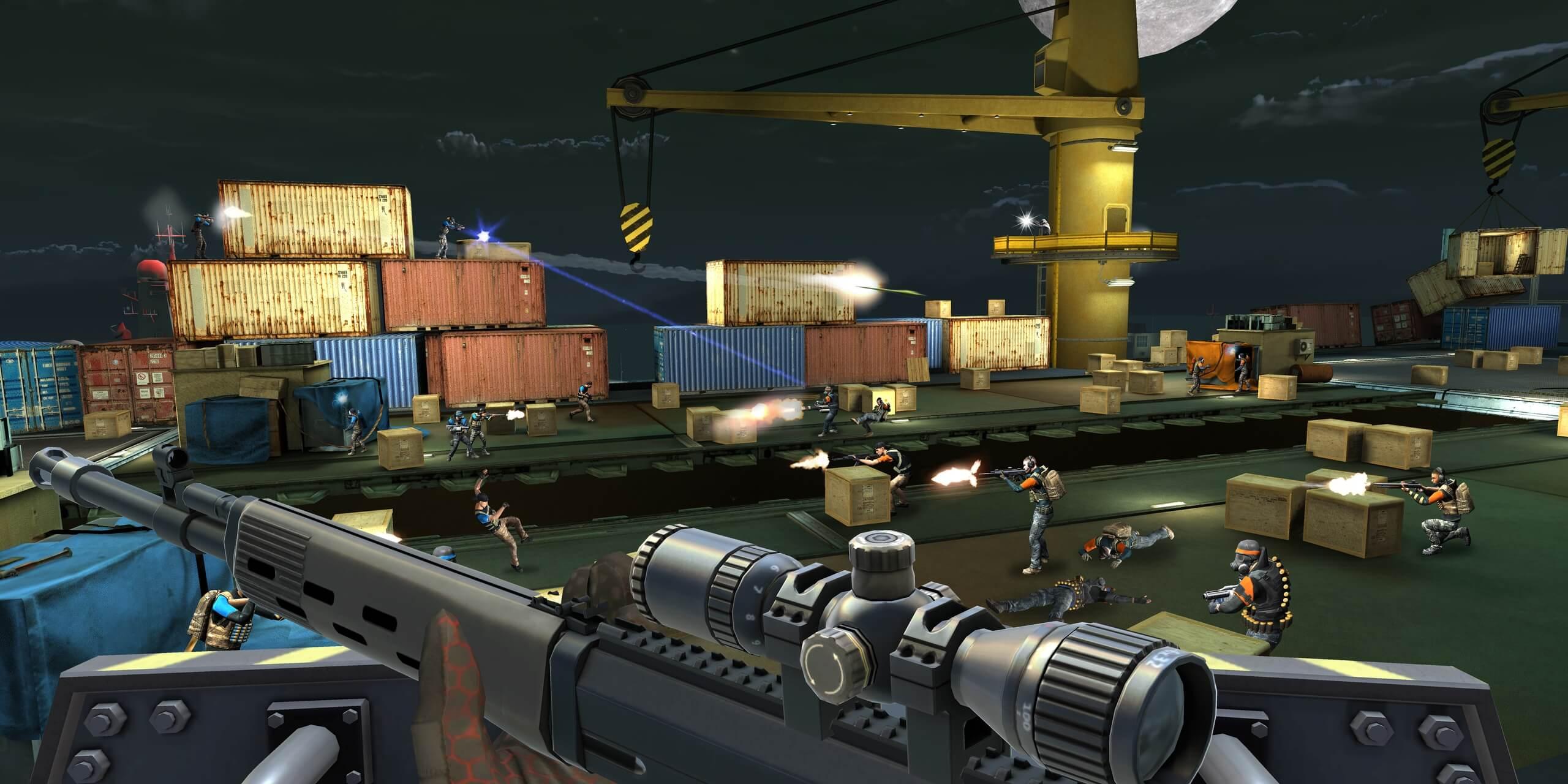 Tom Clancy's ShadowBreak iOS