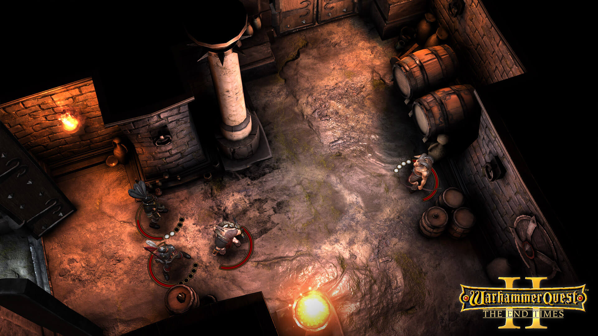 Warhammer Quest 2: The End Times iOS Preview