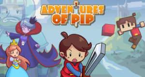 Adventures of Pip: klassisches Jump & Run auf 1,99€ reduziert