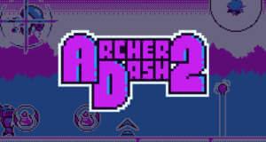 Archer Dash 2: kostenloser Endless-Runner mit Pfeil und Bogen