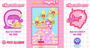 #breakforcist: kunterbunter Brick Breaker als Premium-Download