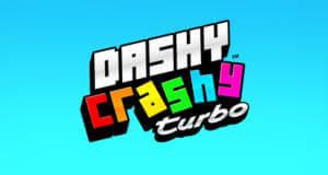 """Endless-Racer """"Dashy Crashy"""": Turbo-Update mit vielen Neuerungen für"""