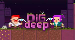 Dig Deep: Premium-Mining-Game erstmals reduziert