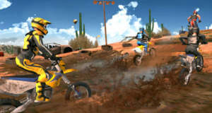 Dirt Xtreme: neues Multiplayer-Motocross-Rennspiel als Gratis-Download