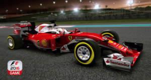 """Zum Saisonstart: Formel-1-Rennspiel """"F1 2016"""" günstig wie nie"""