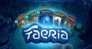 Faeria: neues Sammelkarten-Brettspiel für iPad