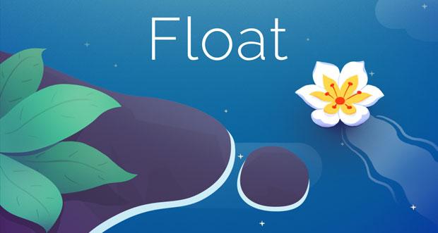 Float: wunderschönes Casual-Game schwimmt neu in dem AppStore