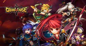 GrandChase M: beliebtes 3D-Action-RPG neu für iOS