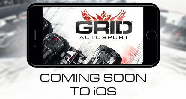 """""""GRID Autosport"""" kommt in diesem Frühling für iOS"""