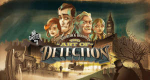 "Sherlock-Holmes-Adventure ""Ink Spotters 1: The Art Of Detection"" bereits reduziert"