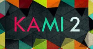 KAMI 2: entspannter, aber kniffliger Puzzlespaß mit Editor entfaltet sich im AppStore