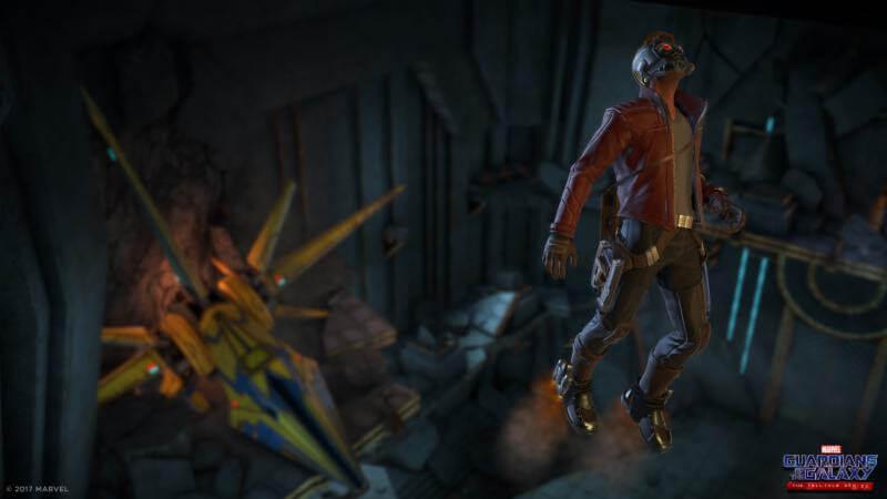 Guardians of the Galaxy: The Telltale Series für iOS