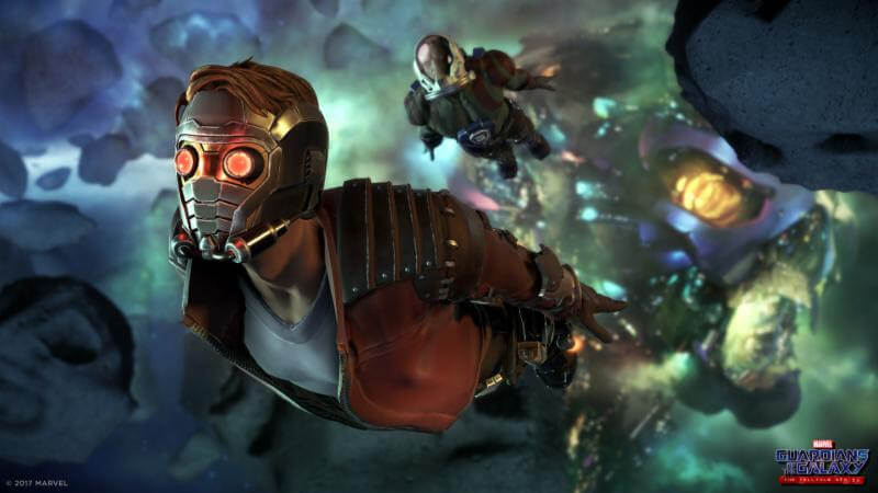Guardians of the Galaxy: The Telltale Series für iOS