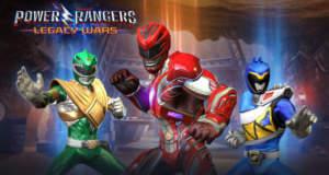 """""""Power Rangers: Legacy Wars"""" neu für iOS: Prügelspiel mit den Power Rangers"""