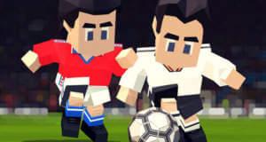 Retro Soccer: neues Arcade-Fußballspiel mit intuitiver Touch-Steuerung