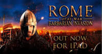 rome total war barbarian invasion ipad release
