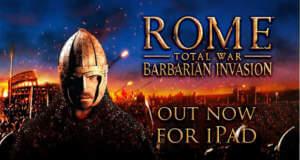 """""""ROME: Total War - Barbarian Invasion"""" ist für iPad erschienen"""