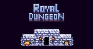 Royal Dungeon: neues Dungeon-Crawler-Puzzle als Premium-Download