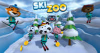 ski zoo ios highscore ski game