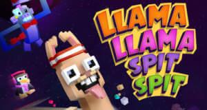 """""""Spuck Lama, Spuck!"""" ist ein Endlos-Arcade-Shooter von Nickelodeon"""