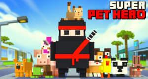 """Neues Highscore-Game """"Super Pet Hero"""": Tiere von einer Kreuzung retten"""