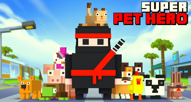 Super Pet Hero iOS
