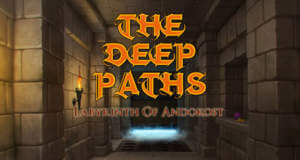The Deep Paths: klassischer Dungeon Crawler neu von Crescent Moon Games