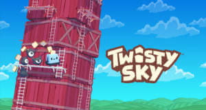 Twisty Sky: in witzigem Highscore-Game einen endlosen Turm erklimmen