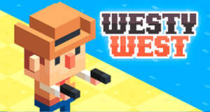 "Westy West: spaßige Banditenjagd im ""Crossy Road""-Stil"