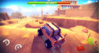 zombie safari ios offroad racer preview