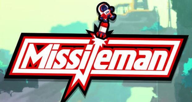 """2D-Shooter """"Missileman"""" erstmals reduziert"""