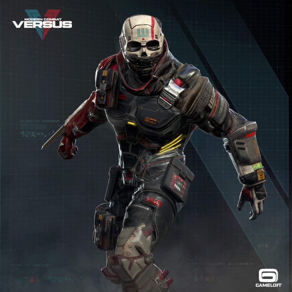 Modern Combat Versus Preview Agenten