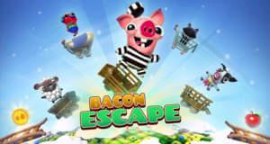 Bacon Escape: wilde Achterbahnfahrt als schweinischer Gefängnisausbruch