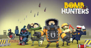 "Bomb Hunters: Bombenspaß auf den Spuren von ""Crossy Road"""