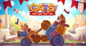 """""""CATS: Crash Arena Turbo Stars"""" ist ein neuer PvP-Spaß von ZeptoLab"""