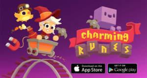 """""""Charming Runes"""" von Mighty Games: neuer Brick Breaker unter Tage"""