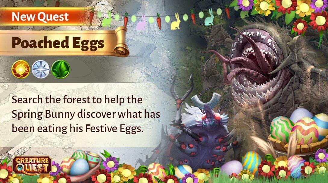 Creature Quest iOS