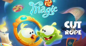 """Cut the Rope: Magic"" erstmals gratis laden & mit 18 neuen Leveln (Update)"