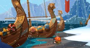 Die With Glory: witziges Wikinger-Abenteuer als Premium-Download
