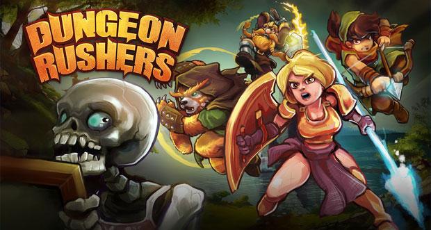 """Taktik-RPG """"Dungeon Rushers"""" erstmals reduziert & mit neuen Endlos-Leveln"""