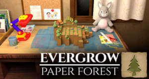 """""""Evergrow: Paper Forest"""" ist ein neues, kniffliges und wunderschönes Premium-Puzzle"""