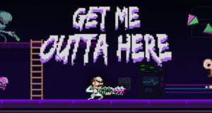 Get Me Outta Here: witziger Arena-Shooter von Crescent Moon Games