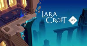 """Lara Croft GO: neues Kapitel """"Spiegel der Geister"""" mit 25 Leveln"""
