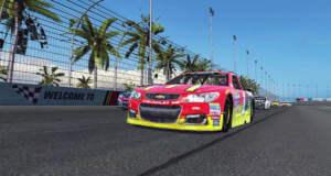 NASCAR Heat Mobile: neues Rennspiel rast in den AppStore
