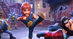 "Neue iOS Spiele: ""CATS"", ""Invert"", ""Nonstop Chuck Norris"", ""Real Boxing Manny Pacquiao"" uvm."