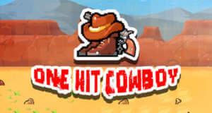 OneHitCowboy: kostenloses Reaktionsspiel im Wilden Westen