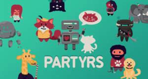 """Party-Puzzle """"Partyrs"""" aktuell zum Schnäppchenpreis laden"""