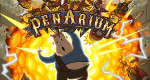Penarium: hammerharter Arena-Plattformer vom Worms-Macher Team17