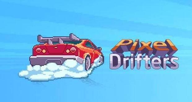"""""""Pixel Drifters"""" von Appsolute Games ist in den AppStore gedriftet"""