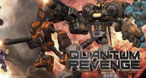 Quantum Revenge: actionreiche Weltraumballerei mit riesigen Mechs